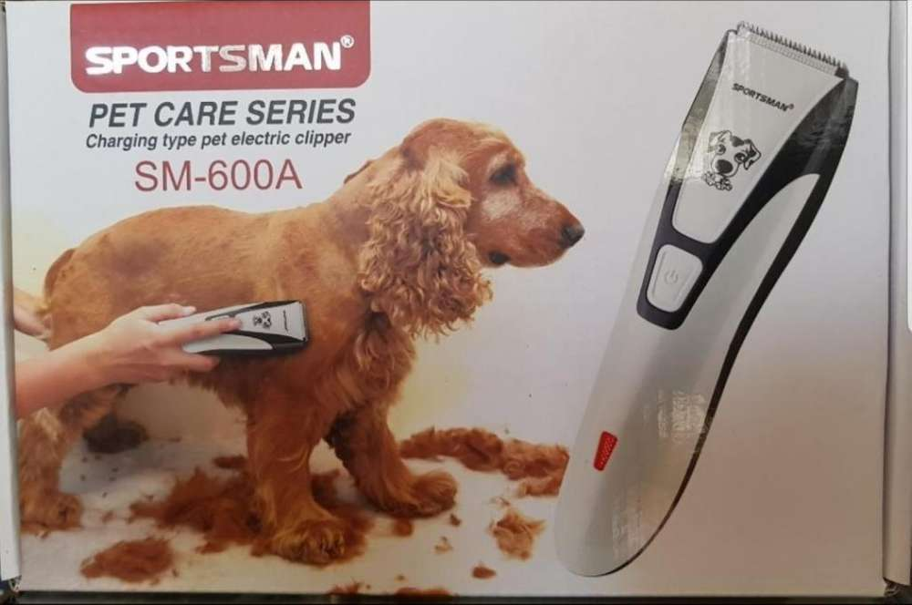 Maquina de Peluquería Canina Recargable