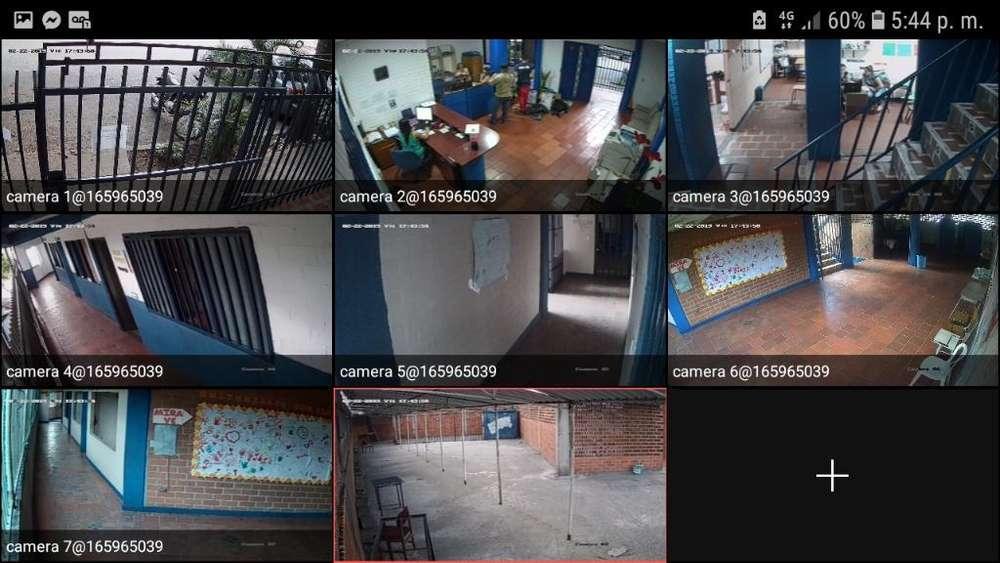Venta de Cámaras de Video Seguridad