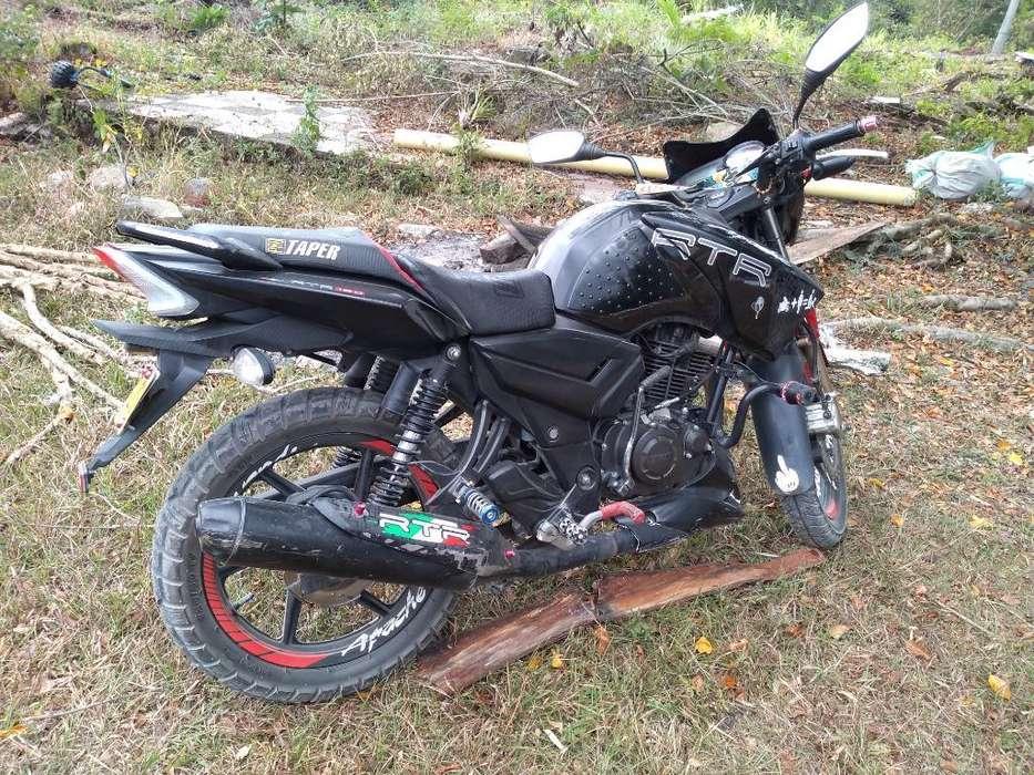 Vendo Moto Apache 180