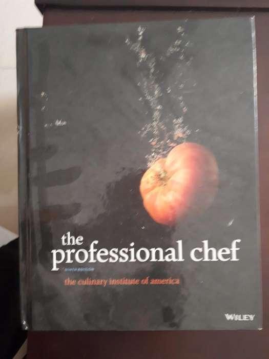 Libro Professional Chef