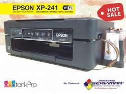 EPSON XP-241 Sistema Continuo Nueva en Caja!!