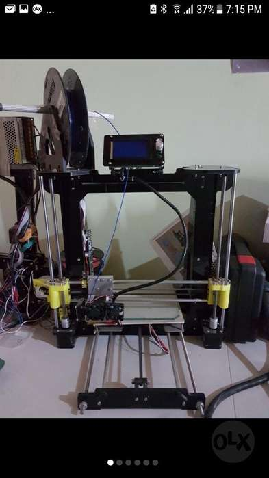 Impresora 3d Raiscube