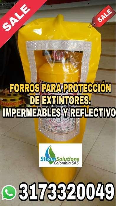 Forros Protectores de Extintores