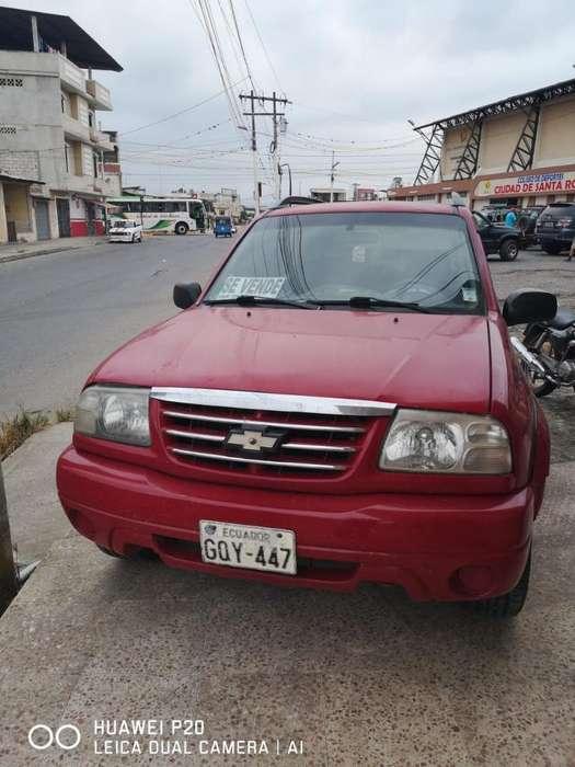 Chevrolet Grand Vitara 2009 - 240 km