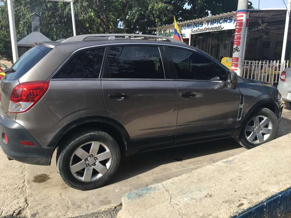 Chevrolet Captiva 2012 - 99000 km