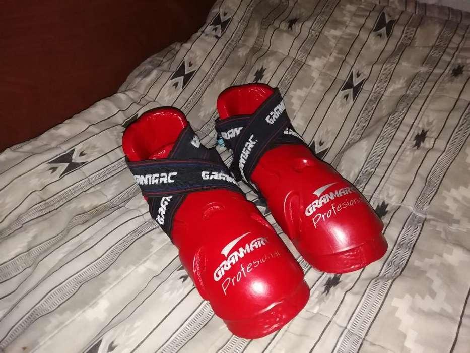 Protect de Kickboxing Y Artes Marciales