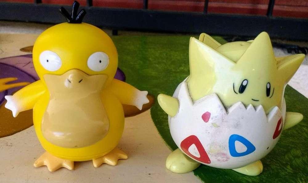 Pokemon Togepi Y Psyduck