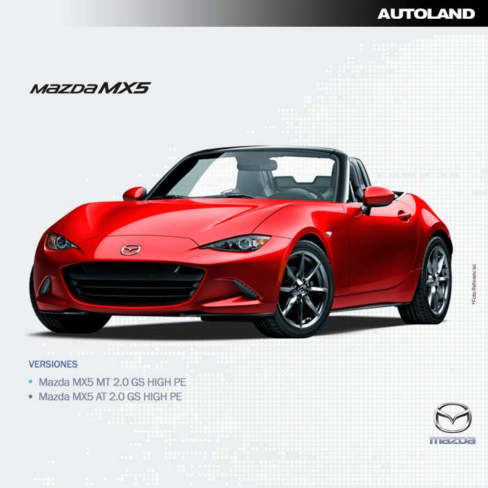 <strong>mazda</strong> MX-5 2018 - 0 km