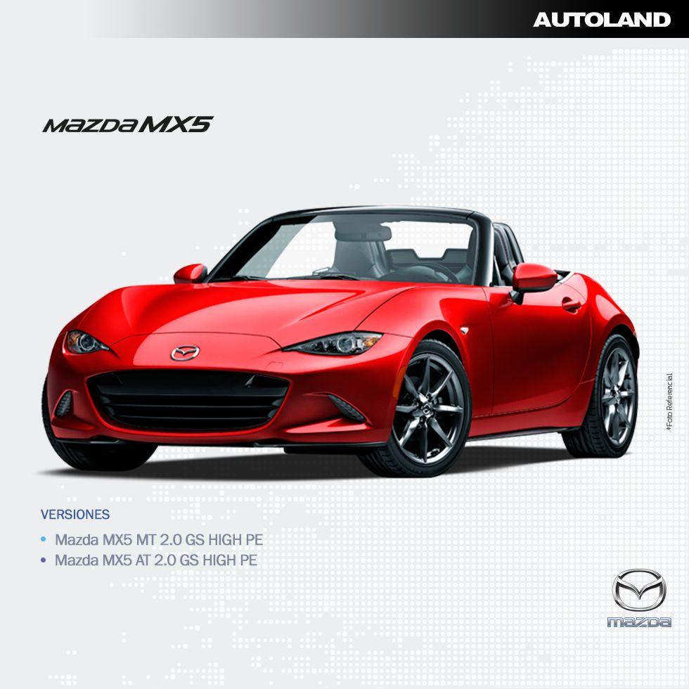 Mazda MX-5 (2019) - 0 km I AUTOLAND