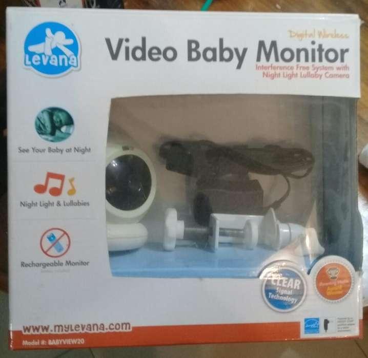 Monitor de Vídeo para Bebés