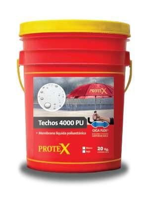 PROTEX 4000 PU Membrana Liquida Con Poliuretano x 20kg