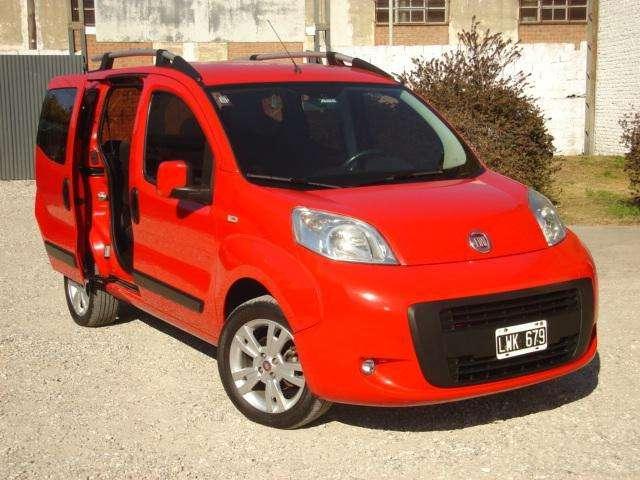 Fiat Qubo 2012 - 138000 km