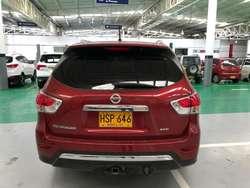 Nissan Pathfinder Refull Aut 4x4 2014