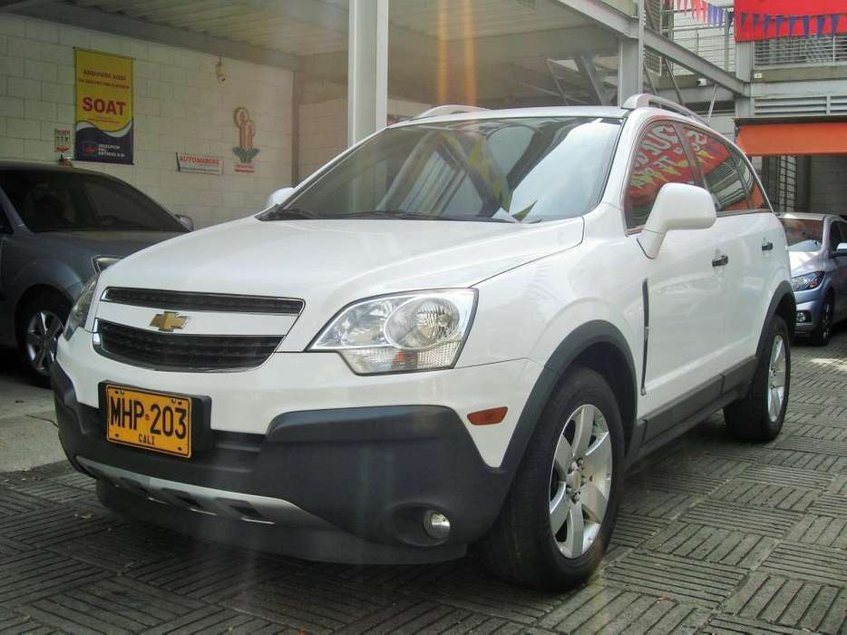 Chevrolet Captiva 2012 - 84000 km