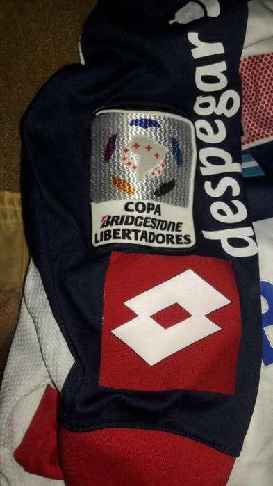 Camiseta San Lorenzo Copa Libertadores