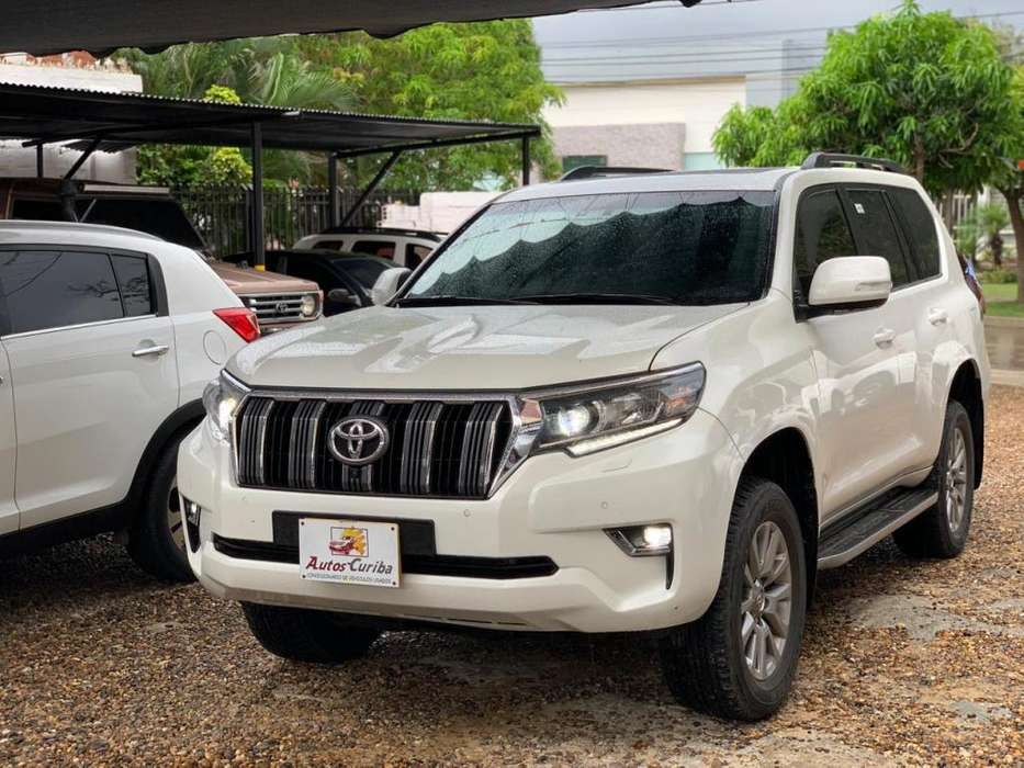Toyota Prado 2018 - 28000 km