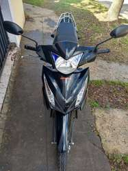 Honda Wave S Impecable 2017