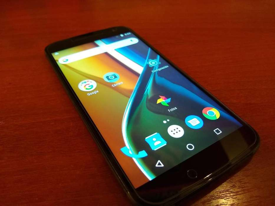 Motorola Moto G4 Libre !!!