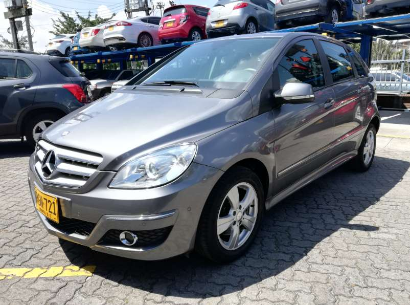<strong>mercedes</strong>-Benz Clase B 2011 - 47845 km
