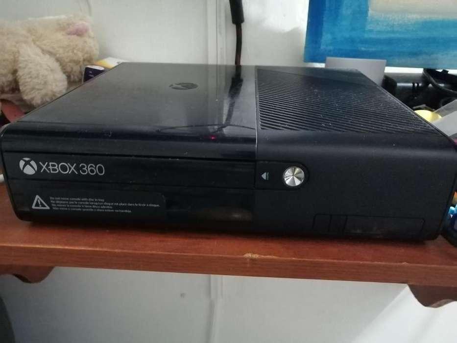 Xbox 360 Dos Controles 7 Juegos Y Kinet
