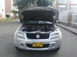 Suzuki Grand Vitara SZ MT2700CC Plata Claro AA ABS AB 4X4