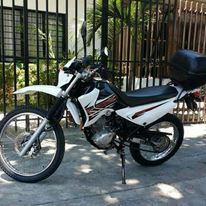 Venta Moto Xtz 125 2016