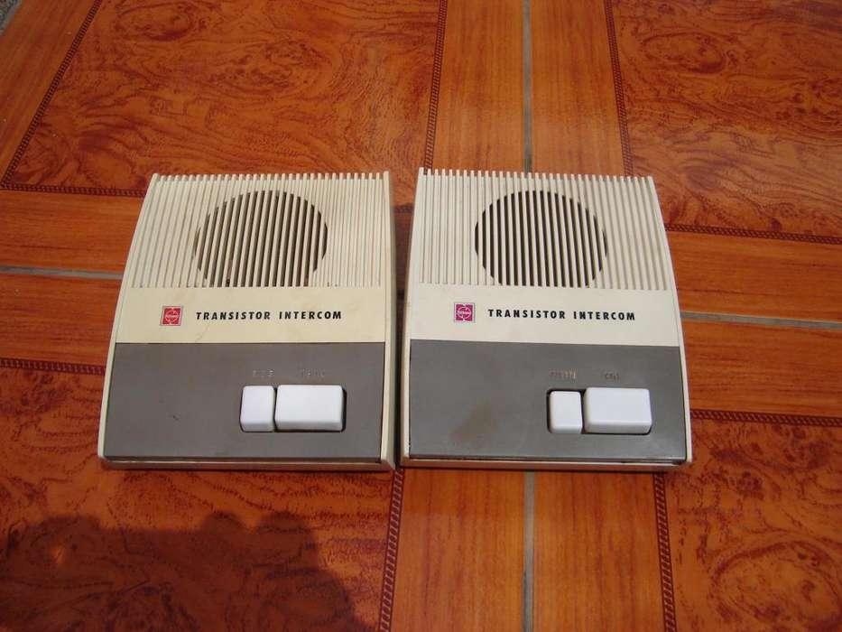 intercomunicadores national made in japan