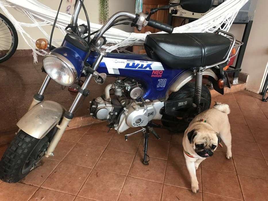 Mondial Dax moto