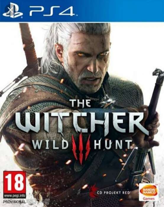 The Witcher 3 Ps4 Play 4