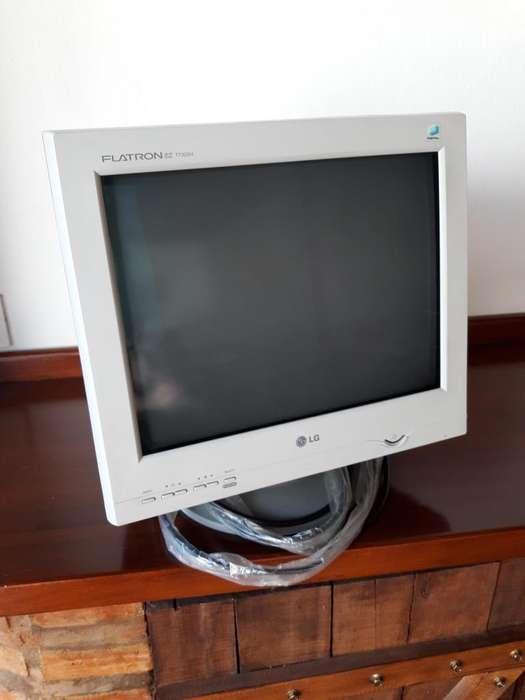 <strong>monitor</strong> LG Flatron 17 Pulgadas