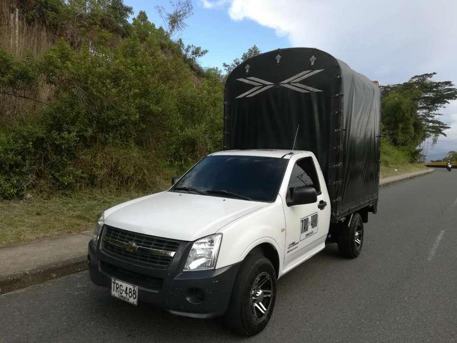 Camioneta Chevhrolet D-max