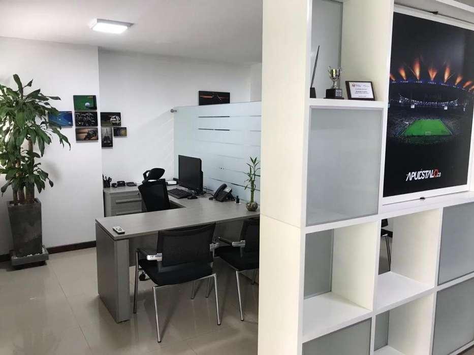 OFICINA AMOBLADA EN ARRIENDO, CALI, CENTENARIO