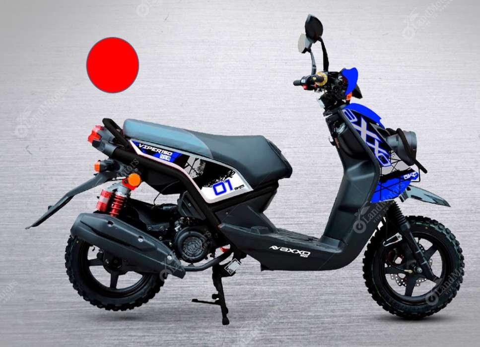 <strong>motoneta</strong> VIPPER MARCA AXXO $1400