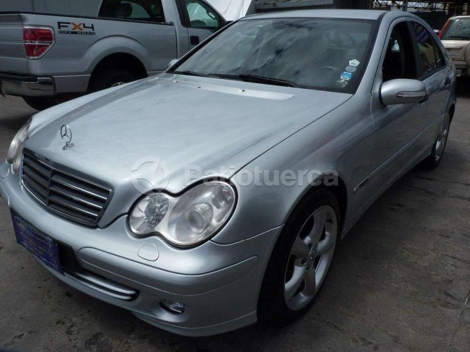 <strong>mercedes-benz</strong> Clase C 2006 - 119550 km