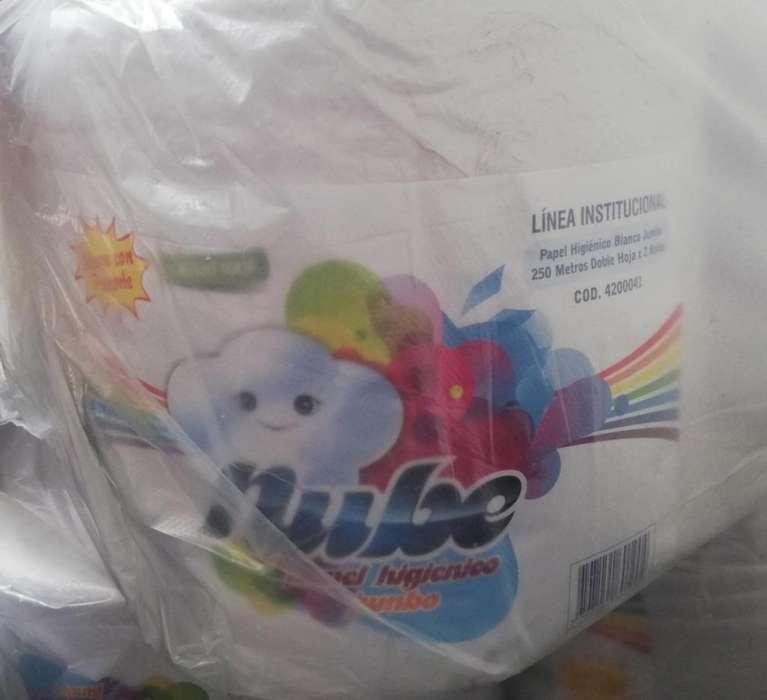 Venta de papel higienico jumbo