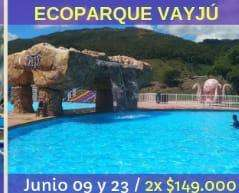 Ecoparque Vayju junio 23-2019 2x 149.900 tel 3152251840