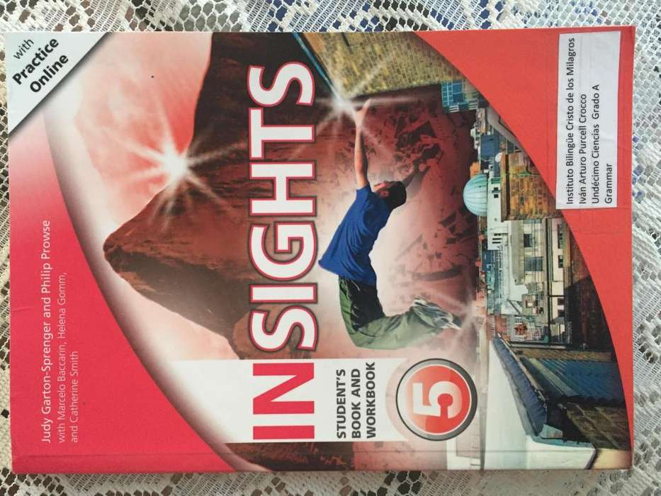 INSIGHTS STUDENTS BOOK AN WORKBOOK 5