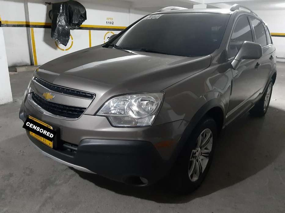 Chevrolet Captiva 2012 - 102000 km