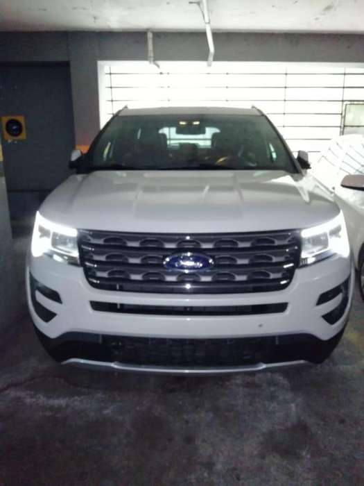 Ford Explorer 2016 - 56000 km