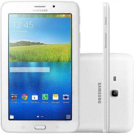 Tablet Samsung Galaxy Tab E 7 Wifi 8GB Blanca Quad Core