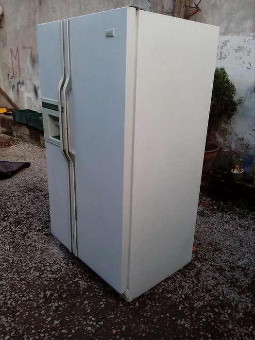 super <strong>refrigerador</strong> whirpool gran cpacidad baratisima!