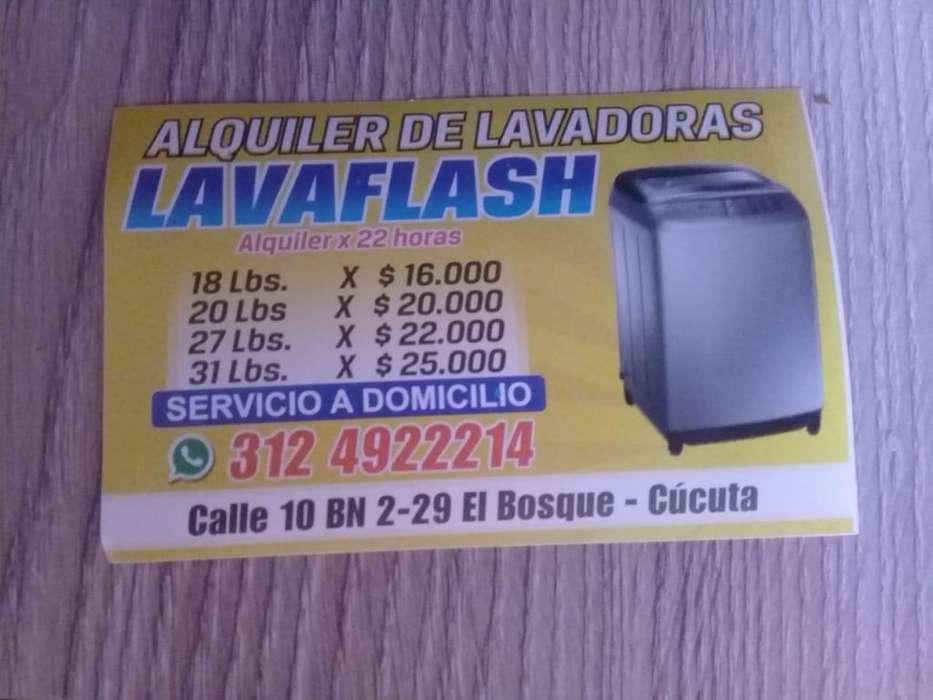 ALQUILER DE LAVADORAS SOLO SAMSUNG Y LG DIGITALES