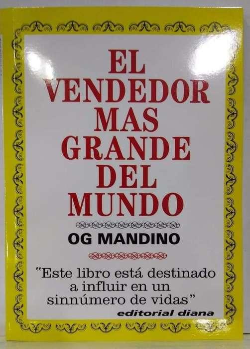 Libro El vendedor mas grande del mundo Og Mandino