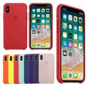 Estuche Silicon iPhone Original