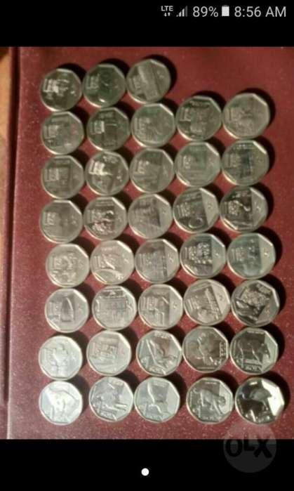 Monedas Riqueza Y Orgullo Del Perú
