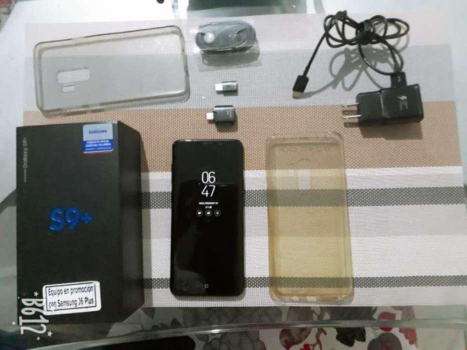 Samsung S9 Plus 64 Gb con Garantía Aun