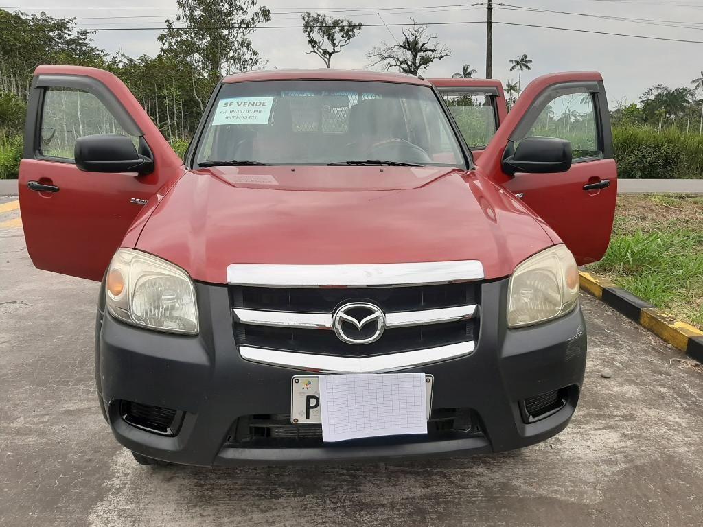 Se Vende Camioneta Mazda Año 2012 Inf.09
