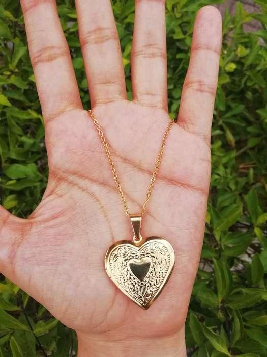 Relicario Corazón