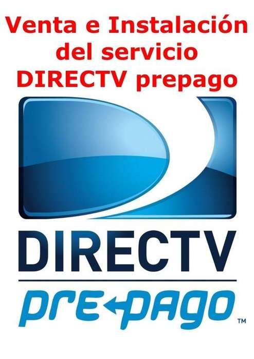 INSTALADOR DE DIRECTV PREPAGO