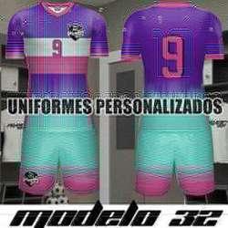 Uniformes de Futbol Personalizados